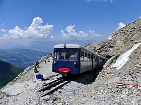 Image illustrative de l'article Tramway du Mont-Blanc