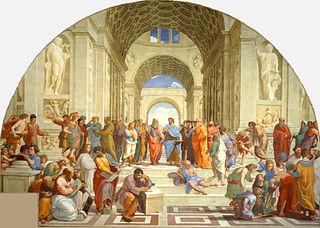 Die Schule von Athen (Raffael)