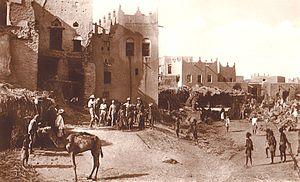 Aden Protectorate - Lahej, Western Protectorate c. 1910