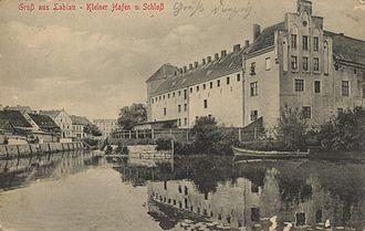 Polessk - Labiau Castle in 1915