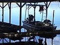 Lake Miccosukee Reeves Landing Boat and Cat.JPG