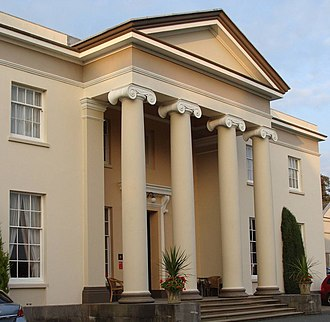 Lamphey - Lamphey Court