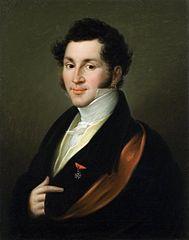 Portret Piotr Fiorentini