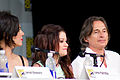 Lana Parrilla, Emilie de Ravin & Robert Carlyle (14775249627).jpg