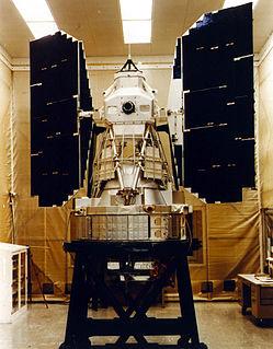 Landsat 3 third satellite of the Landsat program