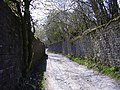 Lane off Alliance Street, Baxenden, Accrington - geograph.org.uk - 1823947.jpg