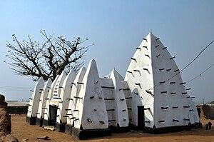 Larabanga Mosque - Larabanga Mosque, Ghana