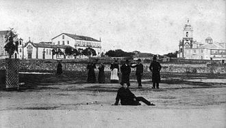 History of Póvoa de Varzim - Old Town of Varzim, probable site of a Roman villa which prompted the development of the modern city.