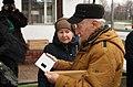 Last Address Sign - Moscow, Dmitrovskoye Highway, 1, k. 1 (2019-12-07) 04.jpg