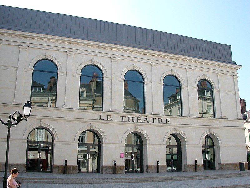 Theater of Laval (Mayenne)
