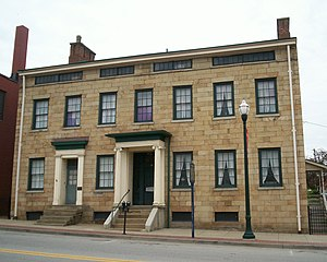 Washington County, Pennsylvania - The F. Julius LeMoyne House serves as the headquarters of the Washington County Historical Society.