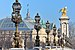 Le Grand Palais depuis le pont Alexandre III à Paris.jpg