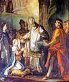 Le Sacre de saint Louis - Charles-Amedee Van Loo.jpg
