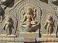 Le temple de Changu Narayan (Bhaktapur) (8567809997).jpg