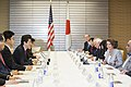 Leader Pelosi and Members of Congressional Delegation Meet Japan's PM Abe (17062043402).jpg