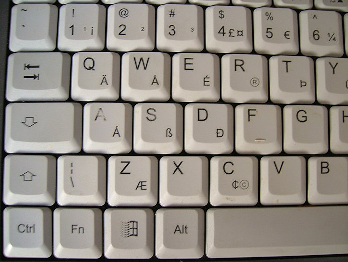 How do I use french symbols when writing an essay in french on an Irish keyboard?