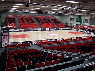 British Basketball League - Image: Leicester Community Sports Arena