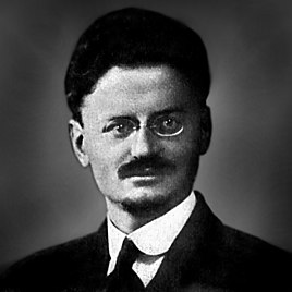 Лейбa Давидович Троцкий (Бронштейн) или кто тут про ЖИДОВ?