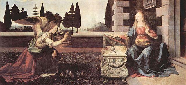640px Leonardo da Vinci 052 キリストは韓国人?話題となっている聖画の真相。
