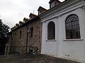 Lesko, zamek Kmitów 06.JPG