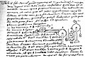 Letter from Spinoza to Henry Oldenburg about an experiment, 1661.jpg