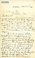 Letter signed John W. Turner, Laclede Building, St. Louis, Mo., to A.P. Morey, Esq., Sedalia, Mo., April 25, 1895.jpg