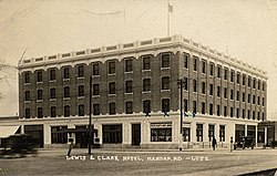 Lewis And Clark Hotel Mandan Nd Jpg