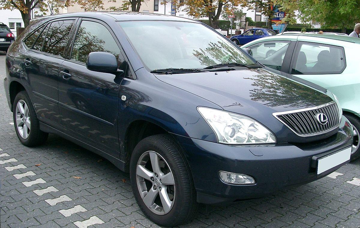 Lexus Is 350 >> لكزس آر إكس - ويكيبيديا، الموسوعة الحرة