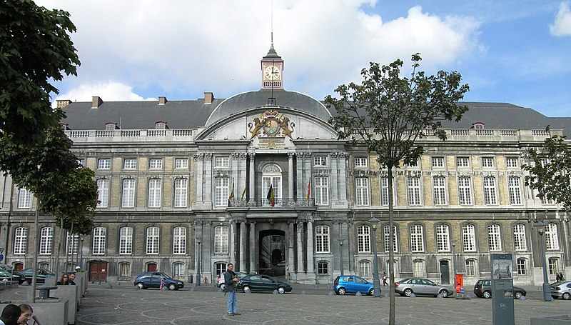 The Palace of the Prince-Bishops