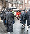 Lia Fail Pipe Band, New Jersey, USA - Getting Ready For The 2013 Patrick's Day Parade (8566953930).jpg