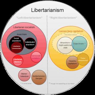 Left-libertarianism political ideology