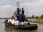 Lieven Gevaert (tugboat, 1995) - IMO 9120140, Leopoldlock, Port of Antwerp, pic4.JPG