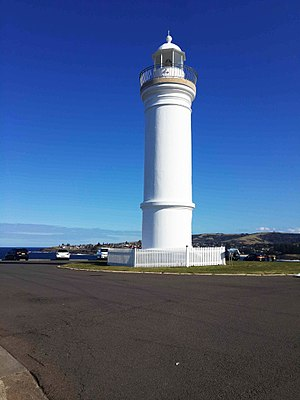Kiama, New South Wales - Lighthouse at Kiama