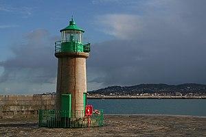 Lighthouse Dun Loaghaire
