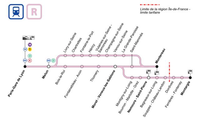 Horaires Sncf Gare De Lyon Combs La Ville