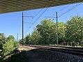 Ligne ferroviaire Mâcon Ambérieu près Autoroute A406 Crottet 3.jpg