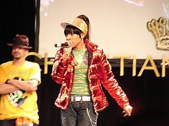 Lil Mama - Lil Mama in 2008