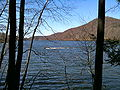 LillinonahTrail NorthernLakeFacingNorthWithBoat.JPG
