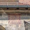 Limmersdorf Kirche Sonnenuhr 4010531.jpg