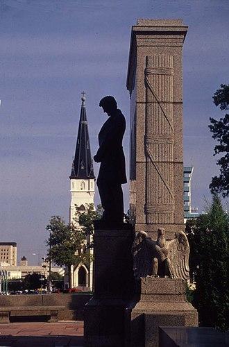 Abraham Lincoln (1912 statue) - Image: Lincoln 5