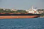 Linda Leah cargo on the Bosphorus in Istanbul, Turkey 003.JPG