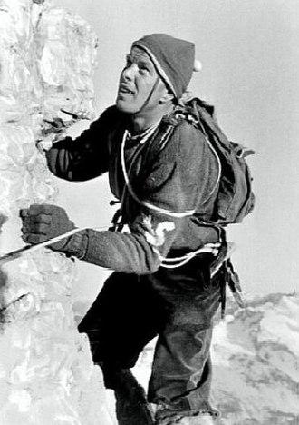Lino Lacedelli - Lino Lacedelli in 1954
