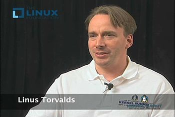 Behind the Scene - Linux Torvalds Office at Home