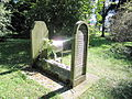 Lipník nad Bečvou, hrob rabína.jpg