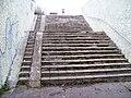 Litochlebské náměstí, podchod, schody.jpg