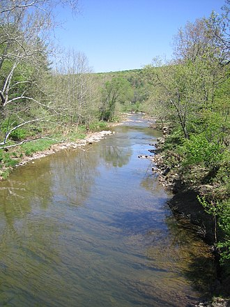 Little Cacapon River - Image: Little Cacapon River Creekvale WV 2007 05 07 01
