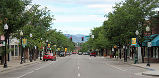 Littleton Main Street United States historic place