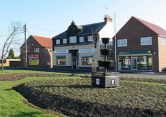 Dudley, North Tyneside - Image: Local Shops geograph.org.uk 103503