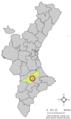 Localització de Benissoda respecte del País Valencià.png