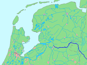 Vechte - Route of the Vechte